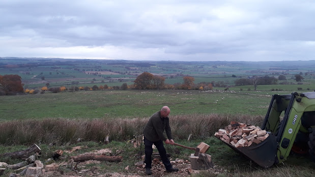 "alt=""log chopping local produce sustainable rural tourism"""