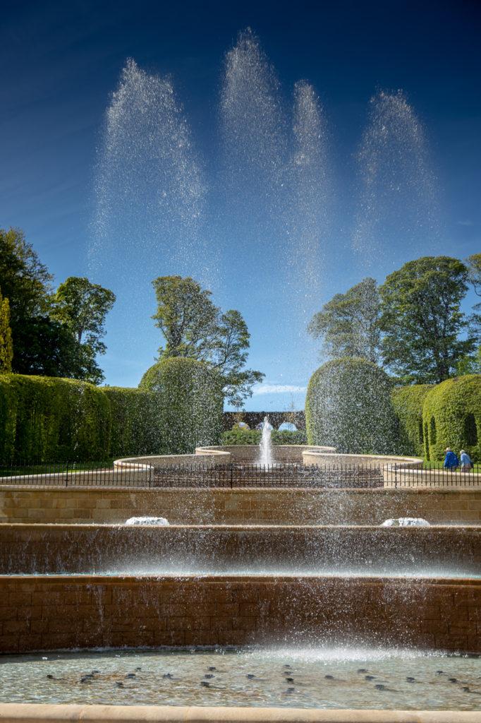 """alt=""""gardens in Northumberland Alnwick Garden"""""""