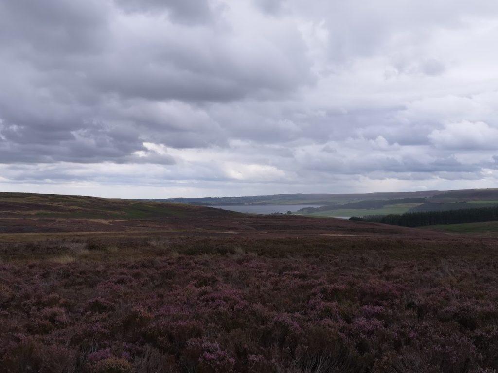 "alt=""derwent reservoir and moors discovering blanchland"""