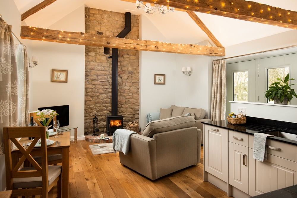 Hadrian's Wall holiday cottages, sleeps 2, close to Hexham